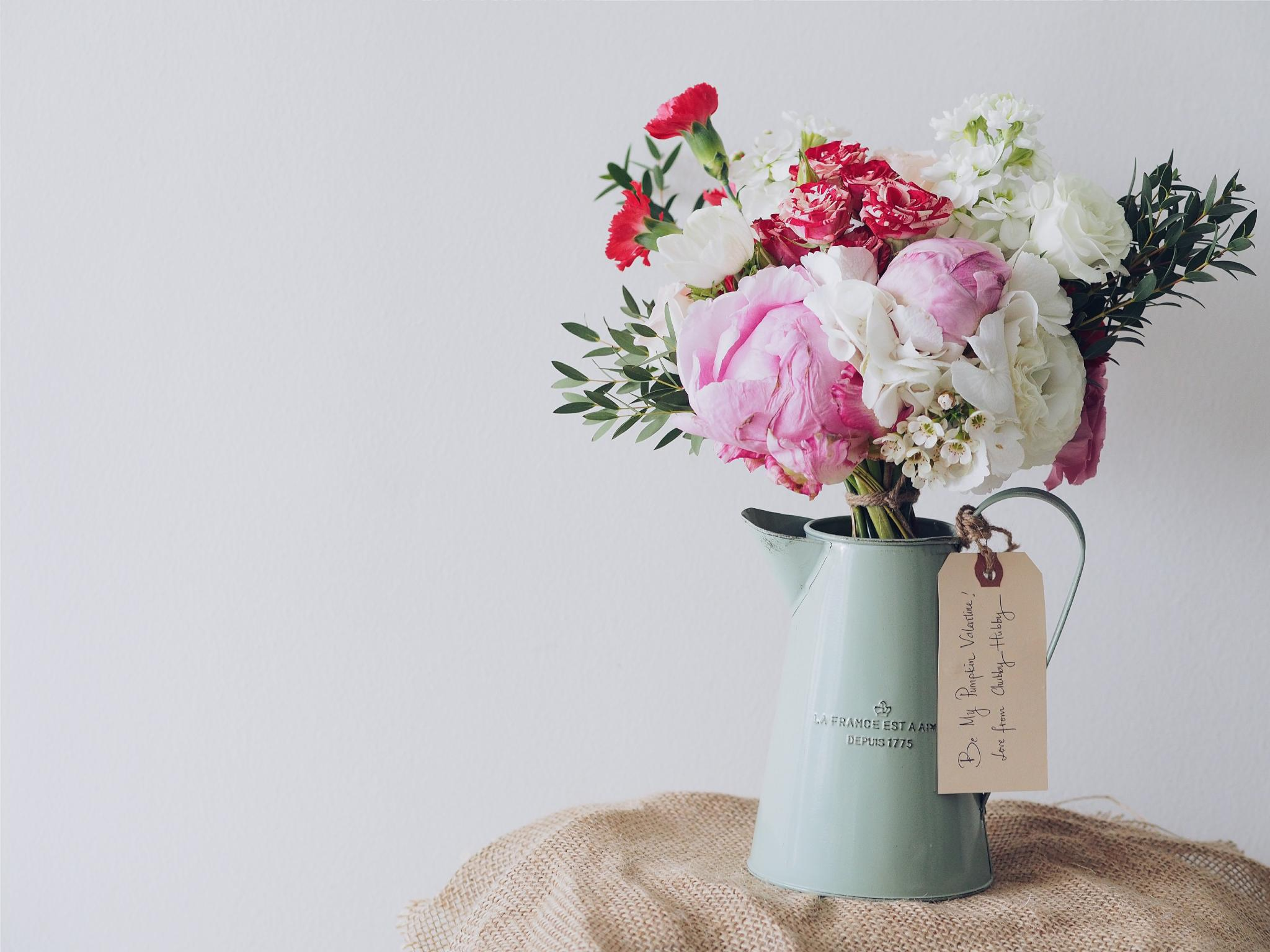 buquet of flowers